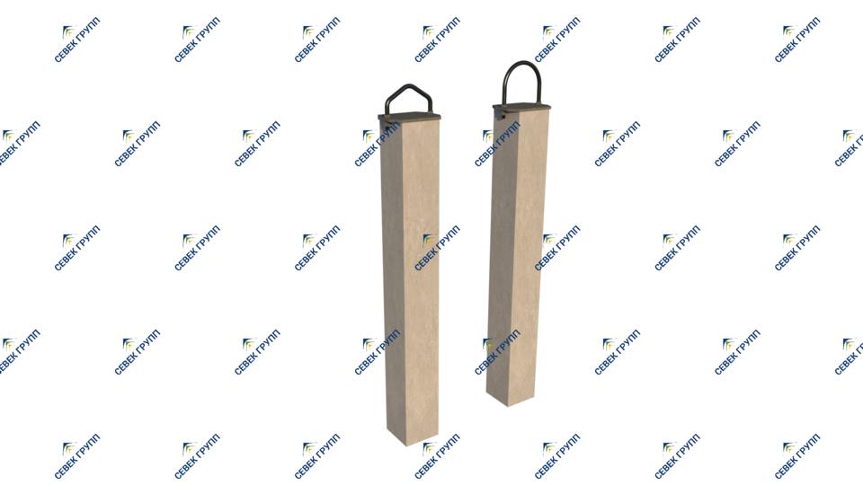 ТО-167-10-00 Стойка для установки трубопровода