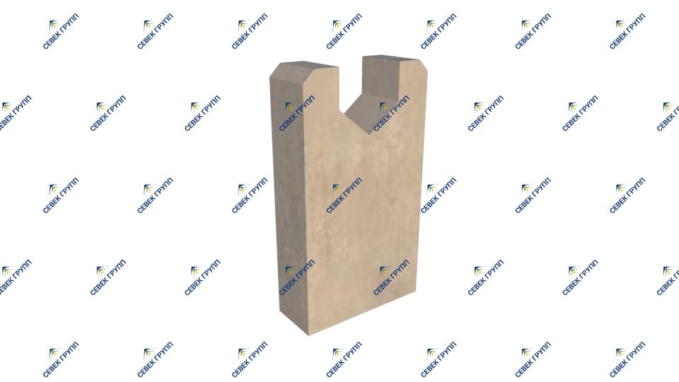 ТО-167-24-00 Столбик трубопровода