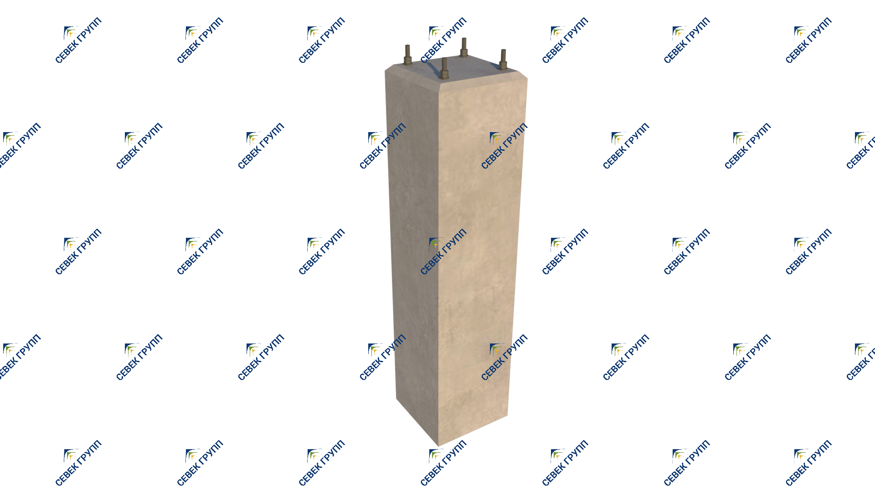 Фундамент ФМ2