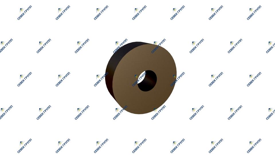 Заглушка 17803-00-10 черная